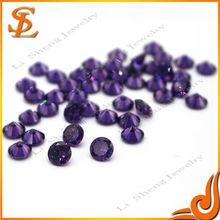 wholesale price gemstone bead wuzhou hot sale cz stone