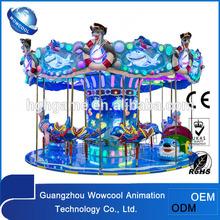 12 children carousel ride games for small kids