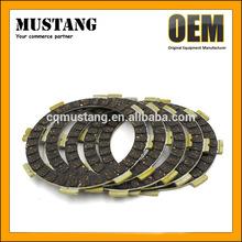 Hot sale Friction Brake Disc &Clutch Friction plate for bajaj motorcycle