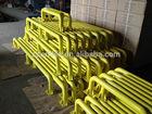 Steel U Shape Safety Fence Guard
