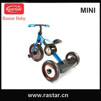 RASTAR MINI licensed 2014 super hot sales plastic sliding baby kids bicycle price