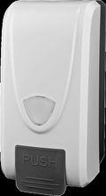 sunction cup cheap liquid acrylic soap dispenser