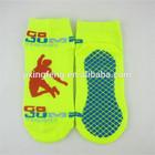 fashional wool rubber sole antislip adult sock cotton