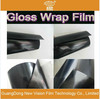 Excellent quality car film anti-scratch protective glossy wrap vinyl