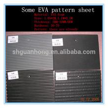 Many styles EVA foam shoe materials, eva shoe soles material