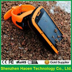 new waterproof ip68 shockproof smartphone with gorrila screen quad core cpu, GPS military mobile phone