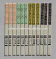 Droga test kit 1 x 5 droga pannello di prova/test di casa/posto di lavoro screening delle urine kit