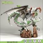 Park Decoration Resin Dragon Statues