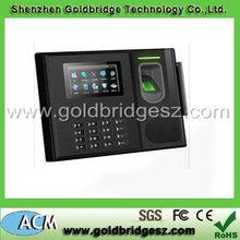 Discount updated time attendance fingerprint reader