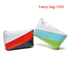 Hot sale Mini clear vinyl cosmetic bag MORE available