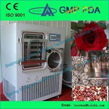Factory price fruit vacuum freeze dried machinery