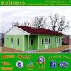 prefab steel villa, light steel prefab house,prefabricated metal buildings