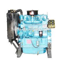 supply 4 stroke 4 cylinder water cooled diesel engine