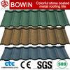 france classic roofing tile /storm resist roof tile /corrugated steel tile