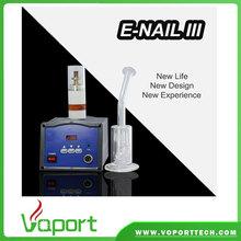 titanium Enail 120w ego vapor exgo w3 wholesale Enail with Temperature Box