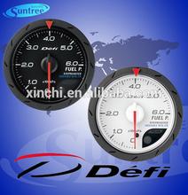Racing Gauge DEFI cr pressure Racing Gauge LED Racing Auto Gauge Auto Meter