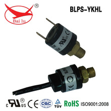 pressure switches to protect and control high or low pressure