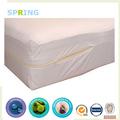 el hotel colección de plástico cubre colchón para insectos de la cama