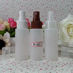 50ml hdpe plastic spray bottle