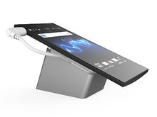 Special design mobile phone display stand with alarm