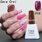 Cara Croi glitter Clear Nail Polish