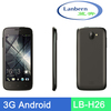 OEM ODM GMS License phone factory UMTS/WCDMA 854*480 4.5 inch new cheap brand name phones for android phone LB-H26
