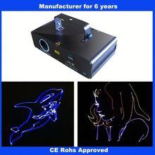Factory Sale RGB laser 280mW fat beam moving head laser