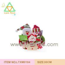 2014 New Big 25cm Kids Toy Plush Christmas Toy
