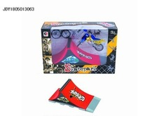 Hot Selling Kid Toy Finger Skateboard Combined Field ,Wholesale Toy From China,New Design Sport Toy