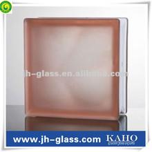 hot sell glass brick bar