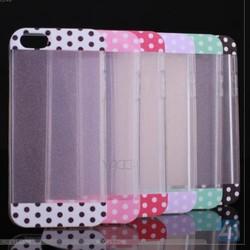 cheap mobile phone case \ for iphone 5 cute matte plastic case P-APPIPN5SPCCA006