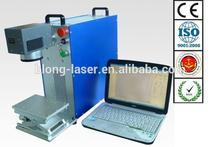 Ruler Laser Marking Equipment Fiber Laser, Portable Button Laser Marking Equipment