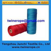Large wholesale 100% polypropylene fishing net twine