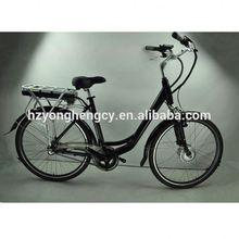 lithium battery powered electric bike folding