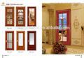 estilo árabe de interior em madeira portas sanfonadas tela