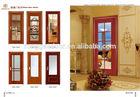 arabic style interior wooden folding screen door