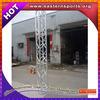 ESI Factory supply 12inch aluminum square box truss, thomas truss, tomcat truss