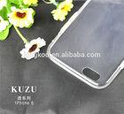 Kuzu high quality fashion design mobile phone case for apple iphone 6 TPU