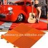 Designer new arrival outdoor interlocking sports flooring