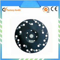 Dotted Star Diamond Cup Wheel For Concrete