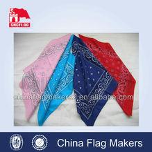 wholesale bandana, sublimation printing design custom bandana, kerchief