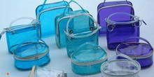 nice design pvc cosmetic bag