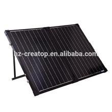 100W MONO CELL portable solar power generator,portable solar power
