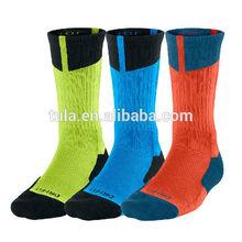 elite basketball socks