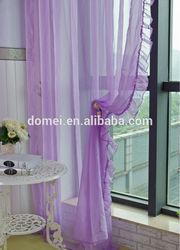 2014 Latest Pop Designed Indian Window Curtains