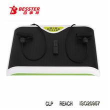 JS-065A New Crazy fit massage home gym mini vibration machines vibrator fitness exerciser