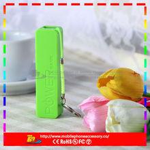 2014 Christmas gift usb power powerpack keychain 2600mAh