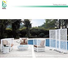 cane furniture conservatory garden sofa set