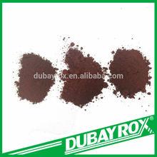 Iron Oxide Brown asphalt