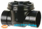 manufacturer ABS elbow / bend plastic pipe fitting with CUPC